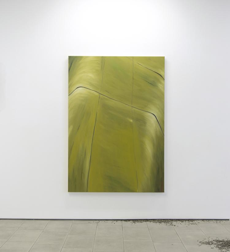 'Installation view', 2017, ett konstverk av Kalle Lindmark