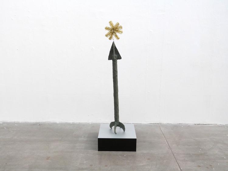 'Tree', 2017, ett konstverk av Richard Krantz