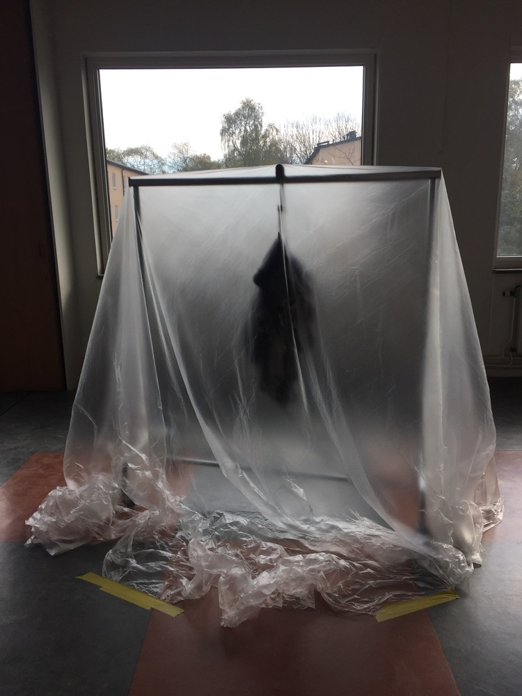 'Untitled', 2017, ett konstverk av Carola Björk