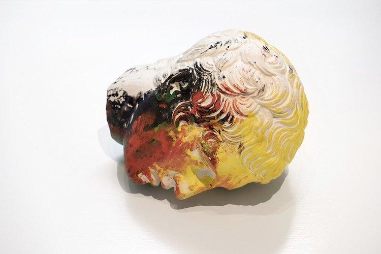 'Senza Titolo', 1975, ett konstverk av Claudio Parmiggiani