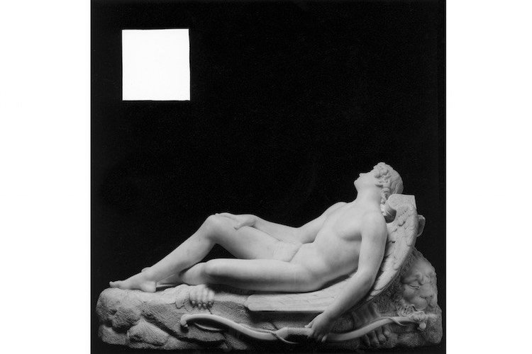 'Sleeping Cupid', 1989, ett konstverk av Robert Mapplethorpe