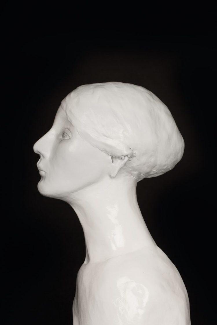 'Androgyn', 2006, ett konstverk av Karin Wiberg