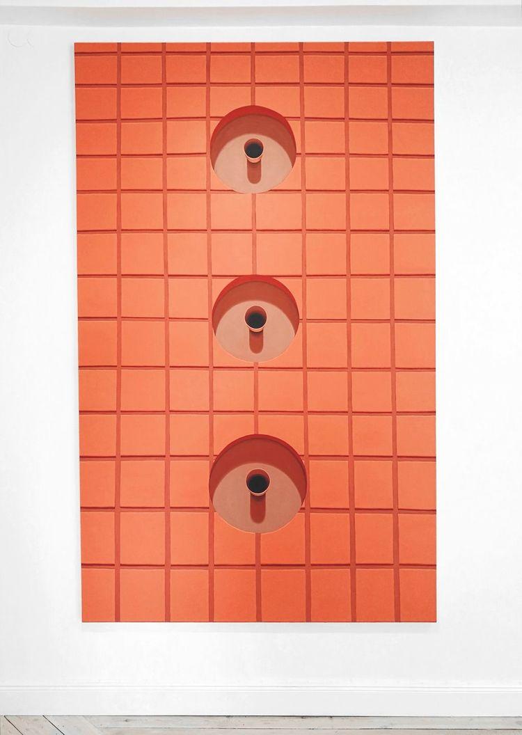 '4:2', 2017, ett konstverk av Ida Persson