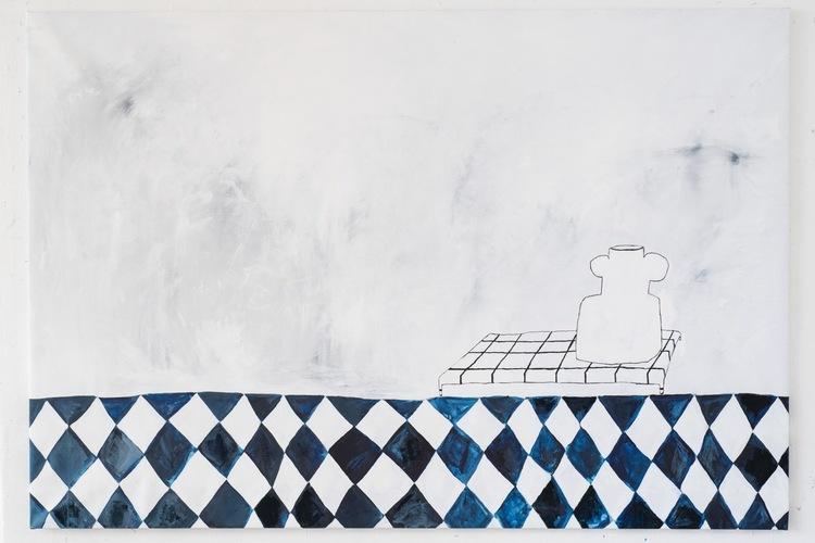 'Hommage Grande', 2017, ett konstverk av Emilia Ilke