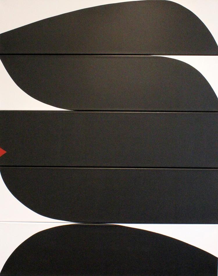 'One size fits all II', 2017, ett konstverk av Ylva Nissen
