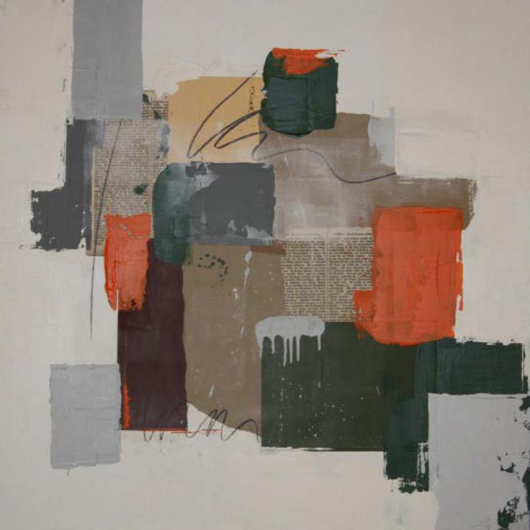 'Autumn I', 2017, ett konstverk av MADEBYUS