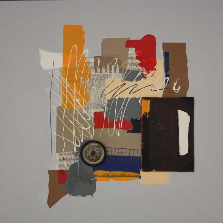'Industrialism 1', 2017, ett konstverk av MADEBYUS