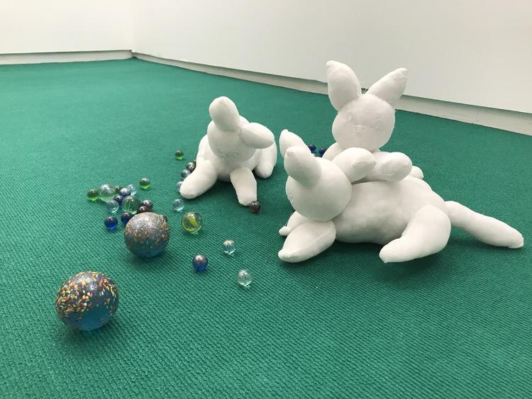 'Untitled', 2017, ett konstverk av Olga Pedan
