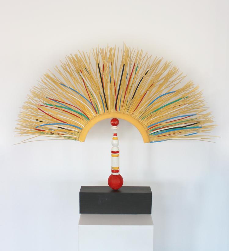 'Native II', 2017, ett konstverk av MADEBYUS