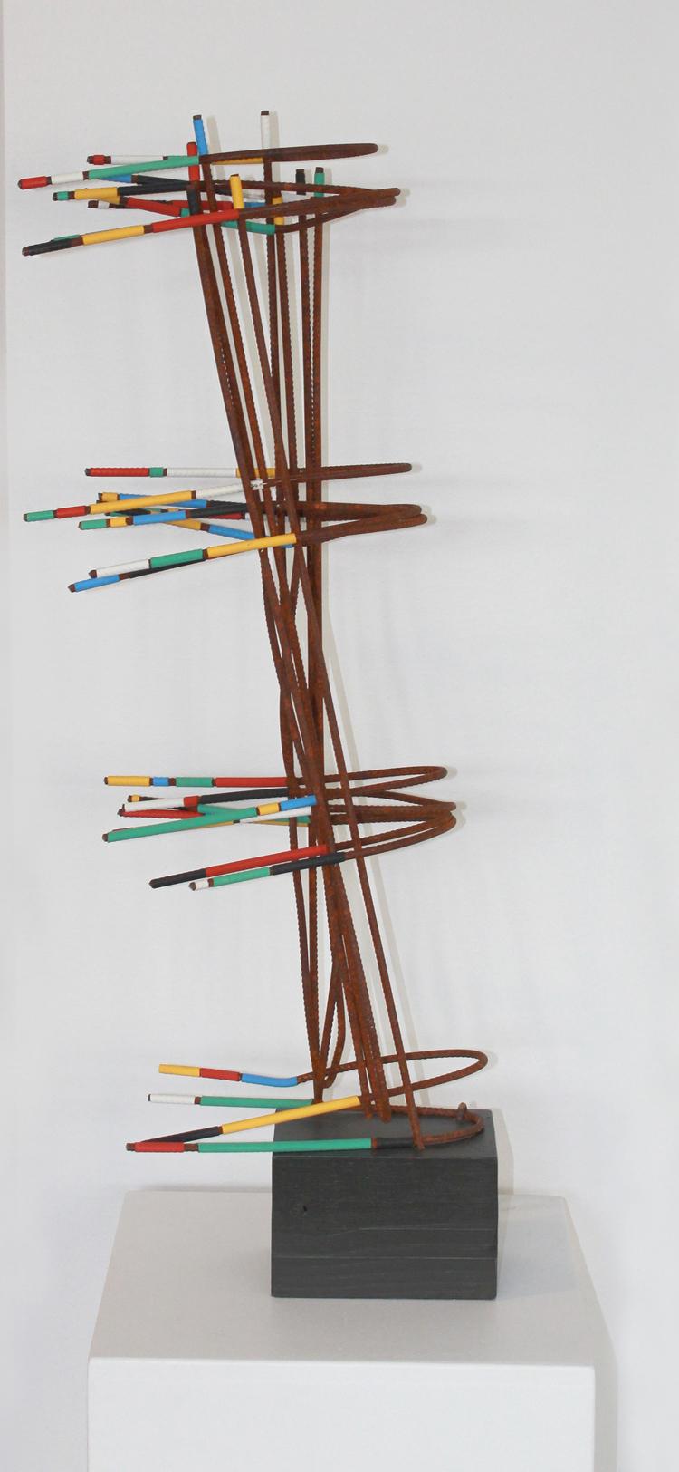 'Lighthouse', 2017, ett konstverk av MADEBYUS