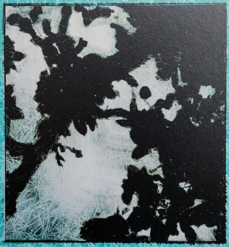 'Frestelse I', 2017, ett konstverk av Janne Tham