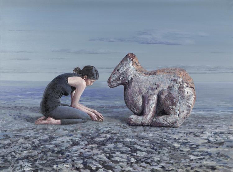 'Comfort', ett konstverk av Per-Ivar Lindekrantz