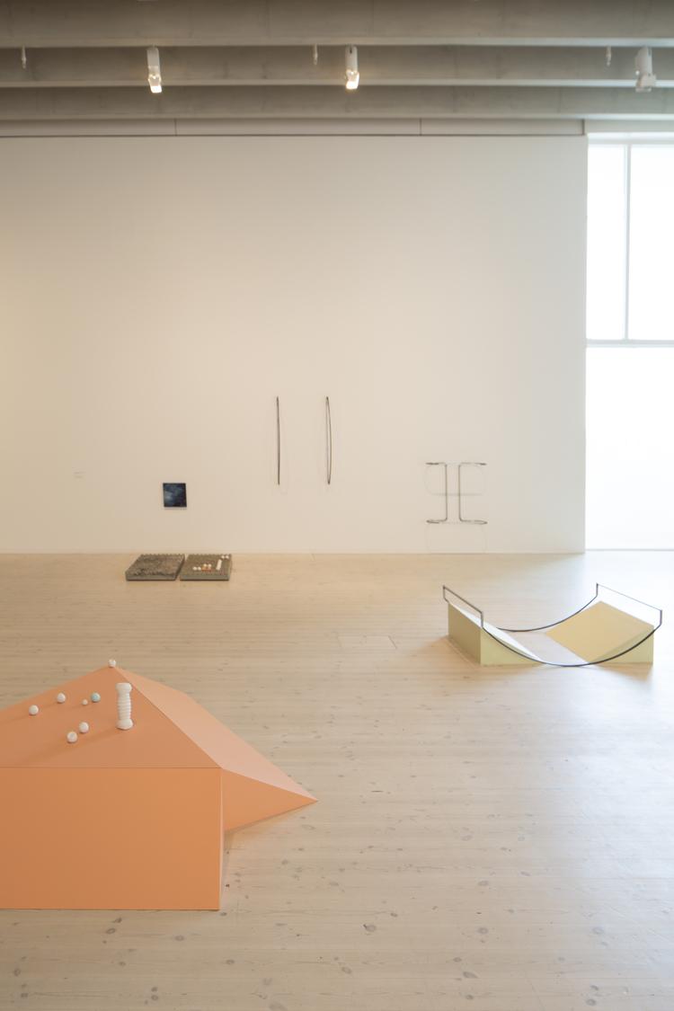 'The Bending Machine', 2018, ett konstverk av Ariadna Mangrané