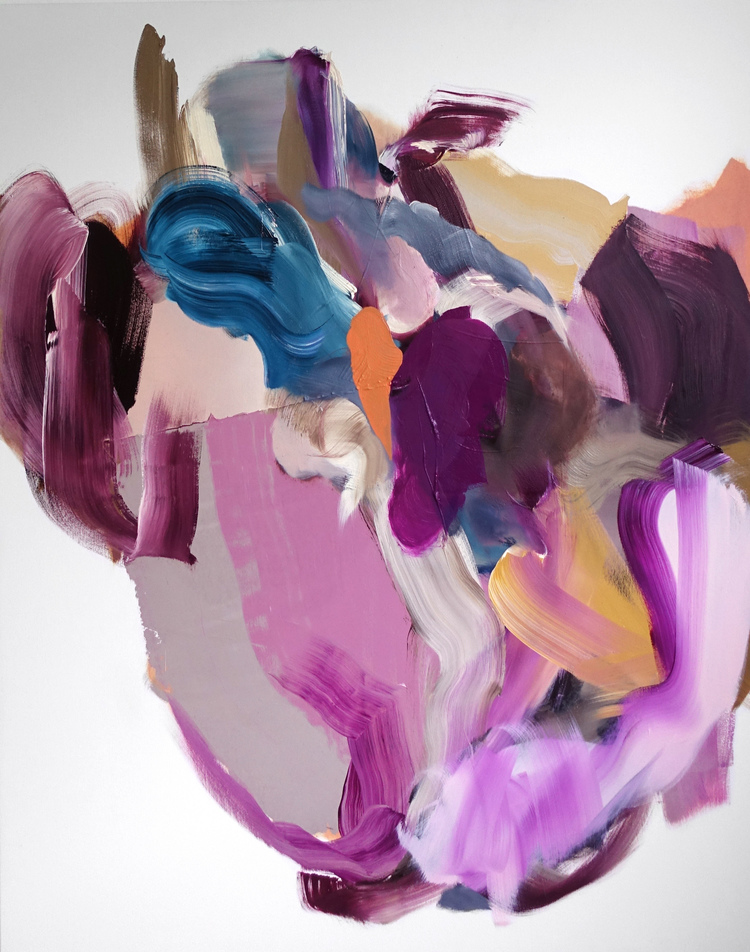 'Untitled XXIII', 2018, ett konstverk av Johanna Robleto