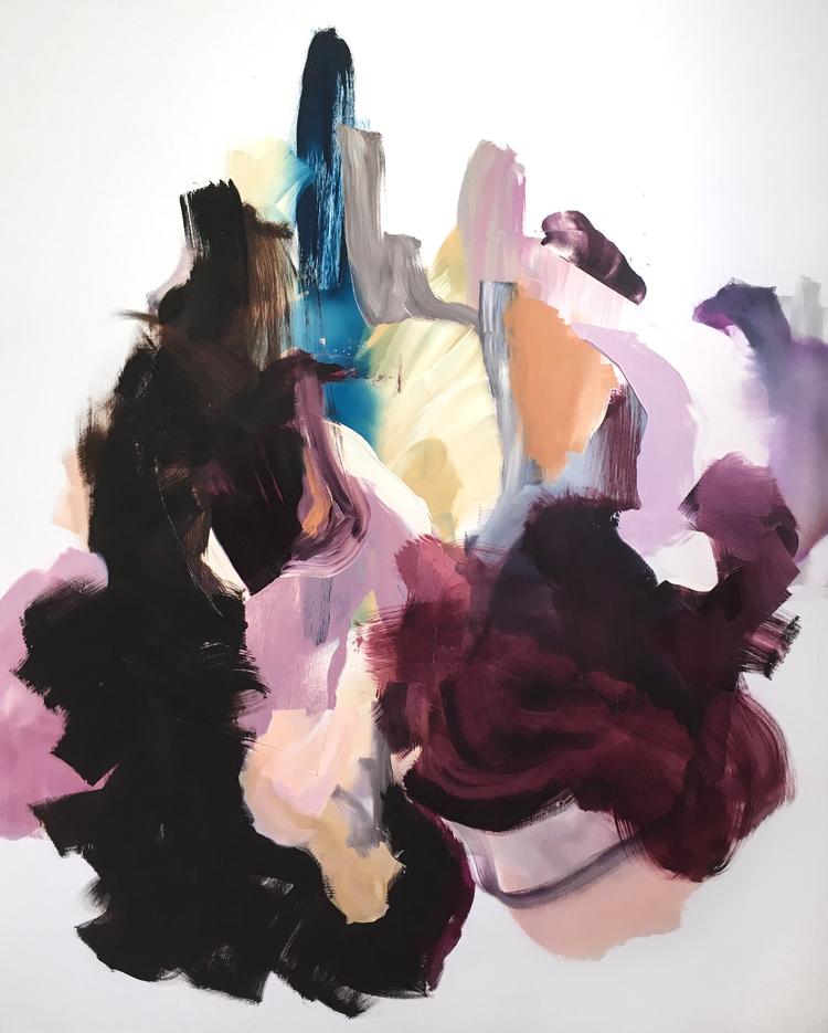 'Untitled XXIV', 2018, ett konstverk av Johanna Robleto