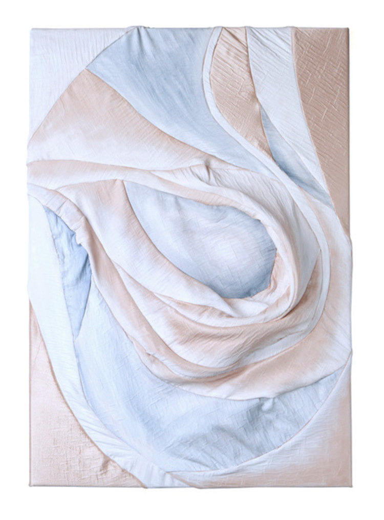 'Utsikt ', 2018, ett konstverk av Diana Orving