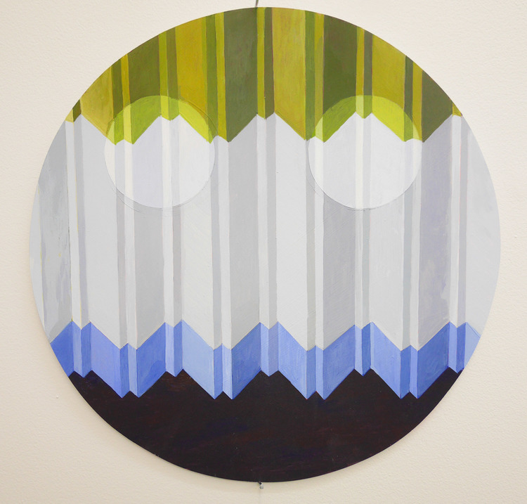 'Untitled', 2018, ett konstverk av Annika Johansson