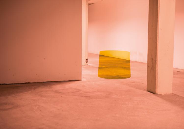 'THE TUBE', 2018, ett konstverk av Jimmy Randrup