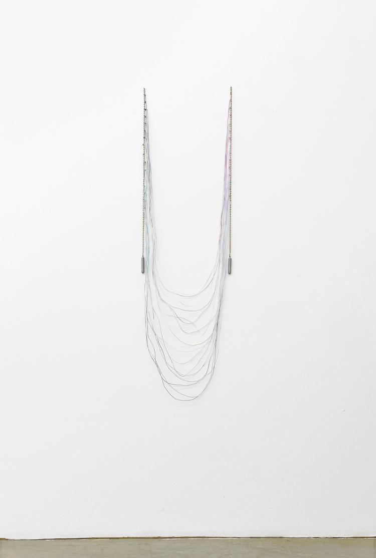 'Correspondence', 2018, ett konstverk av Charlotte Walentin