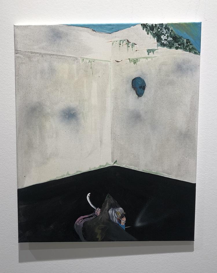'Untitled', 2019, ett konstverk av August Nilsson