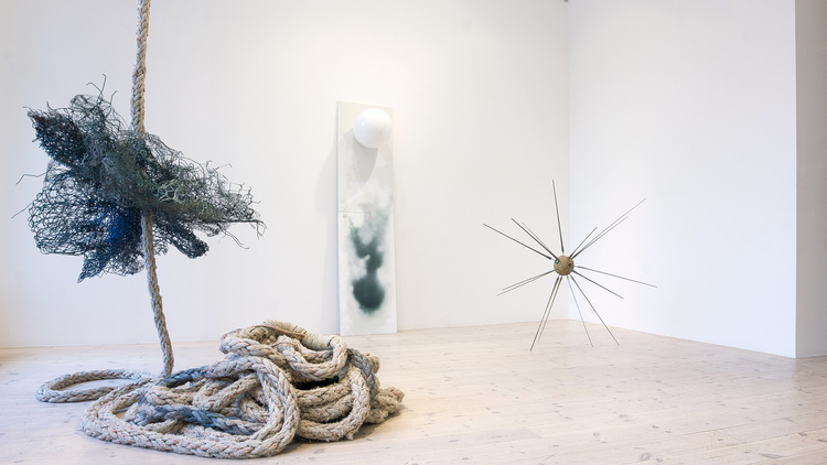 Utställning av Johanna Gustafsson Fürst artworks.se
