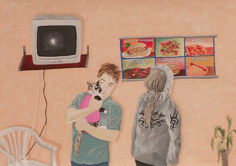 Utställning av Lisa Vaccino artworks.se