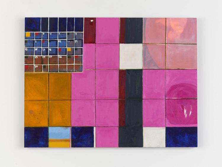 'Open Processing I', 2018, ett konstverk av Marisa Takal