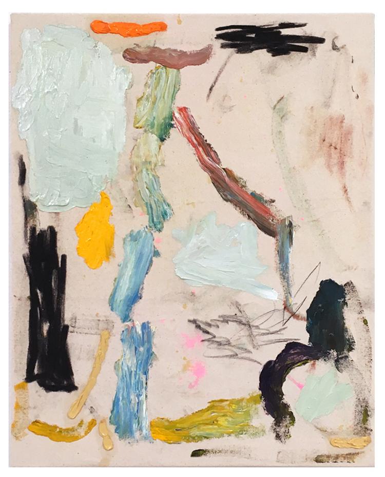 'Untitled 14', 2018, ett konstverk av Daniel Jensen
