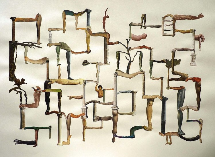 'Building Body (Tree)', 2015, ett konstverk av Elisabeth Westerlund