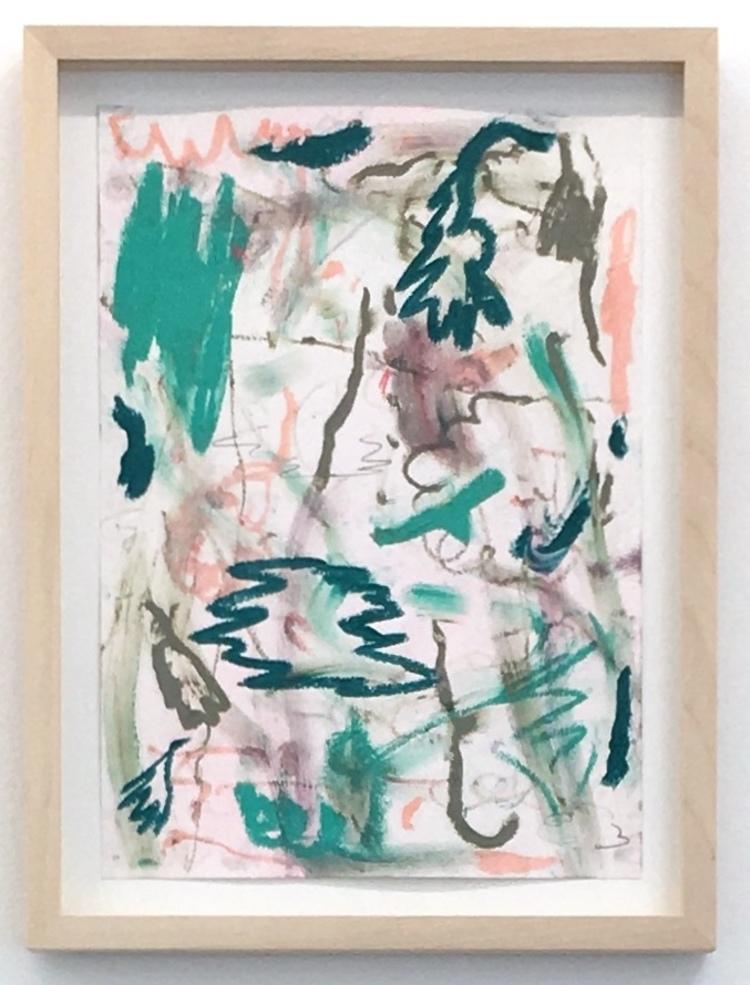 'Air Vent', 2018, ett konstverk av Daniel Jensen