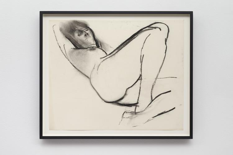 'Life drawings', 1985, ett konstverk av John E Franzén
