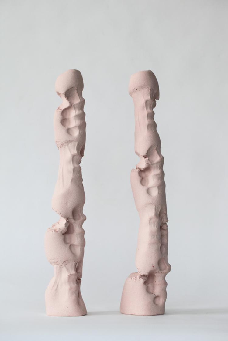 'Grab pink (trophy)', 2013, ett konstverk av Gustaf Nordenskiöld