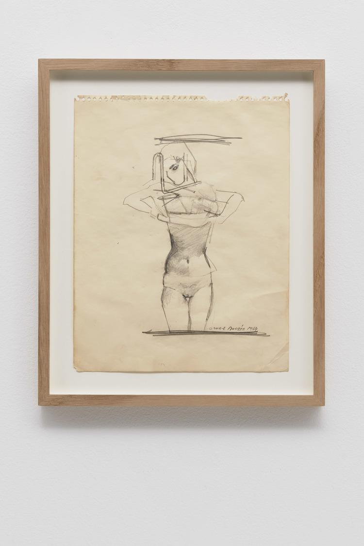 'Untitled', 1964, ett konstverk av John E Franzén