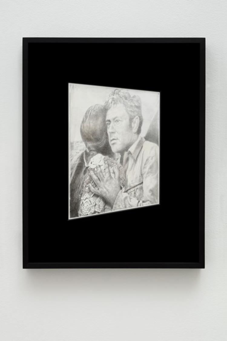 'Picture me gone', 2015, ett konstverk av Fredrik Hofwander