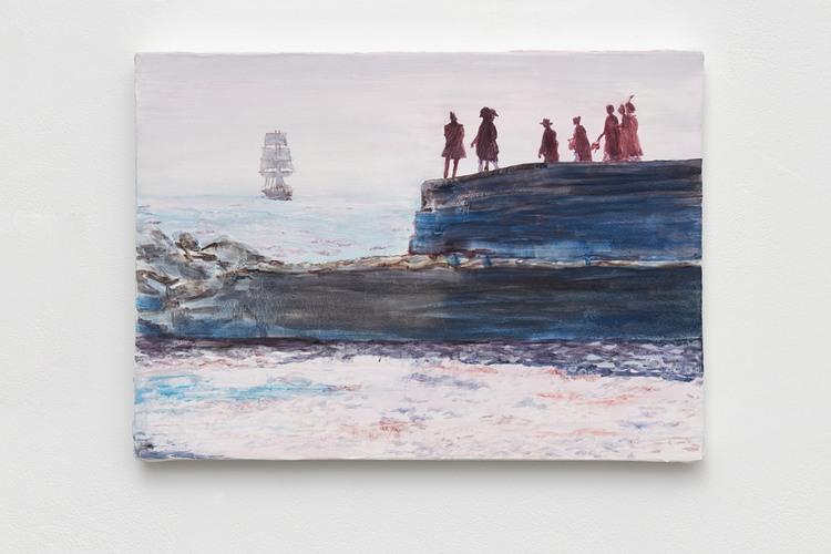 'The great escape', 2017, ett konstverk av Sofie Proos