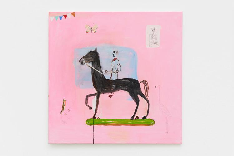 'Calimity Jane', 2018, ett konstverk av Roger Hansson