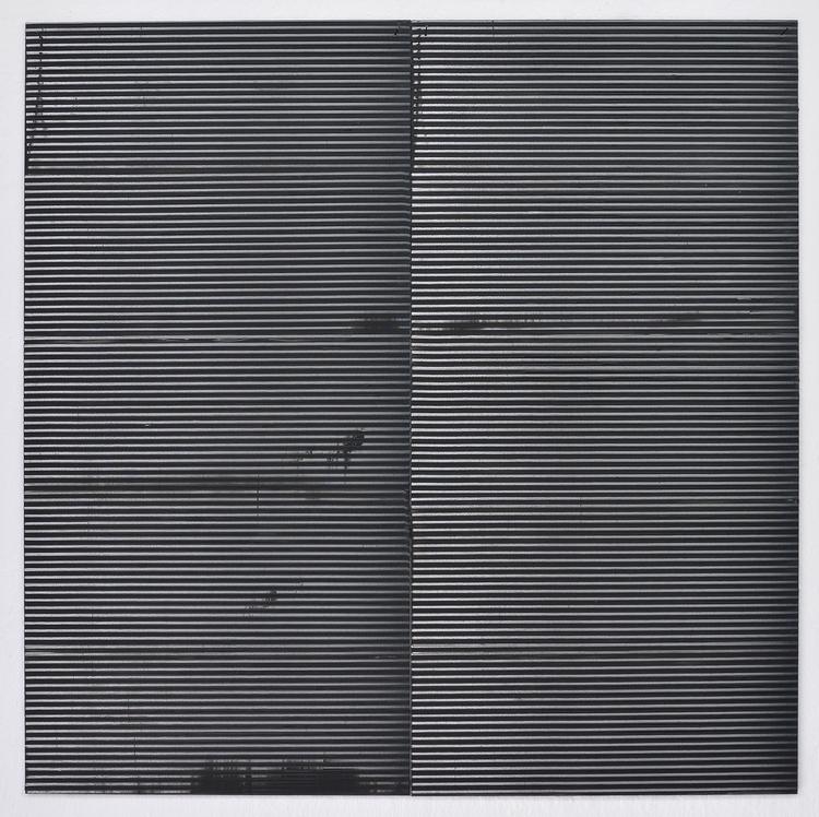 'Escalator (13)', 2018, ett konstverk av Per Mårtensson