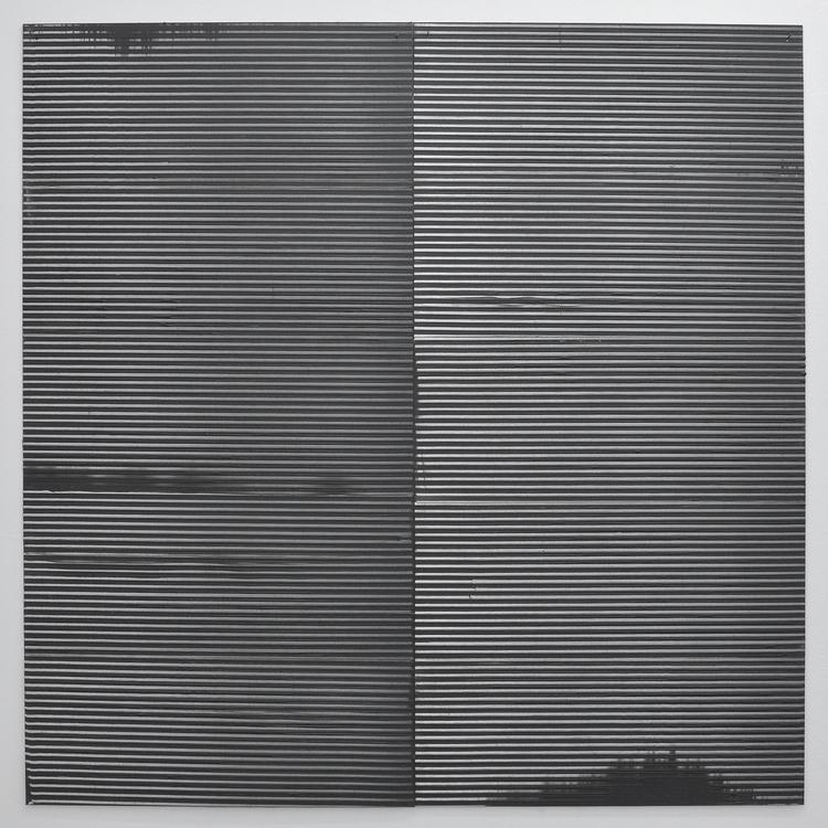 'Escalator (16)', 2018, ett konstverk av Per Mårtensson