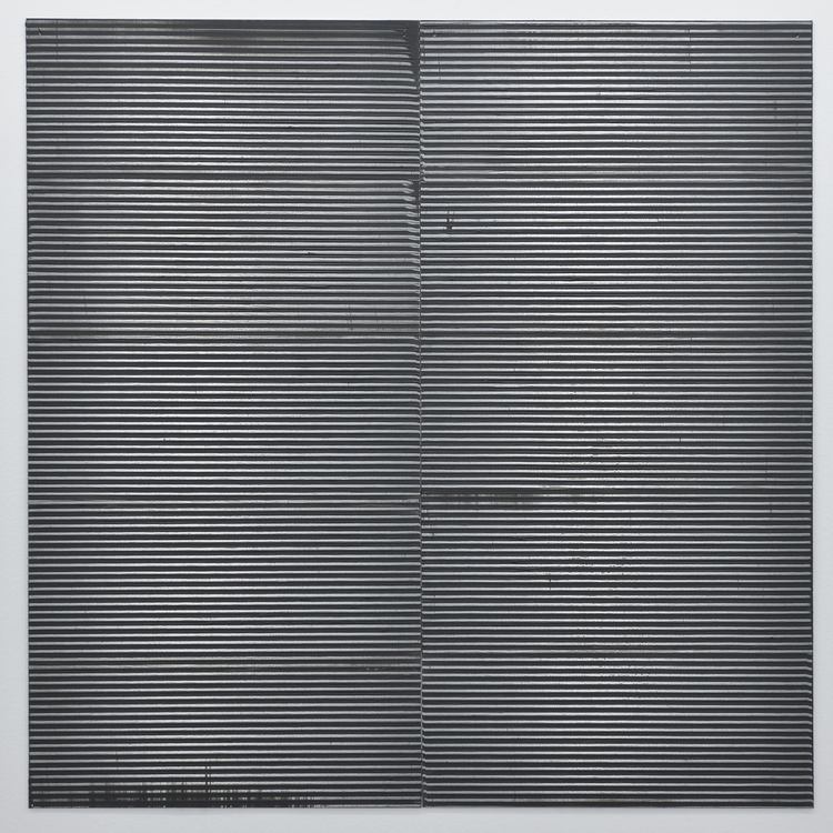 'Escalator (11)', 2018, ett konstverk av Per Mårtensson