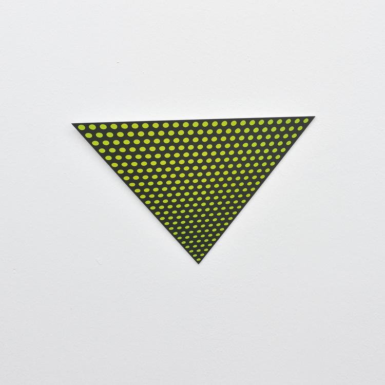 'Flipper (6)', 2018, ett konstverk av Per Mårtensson