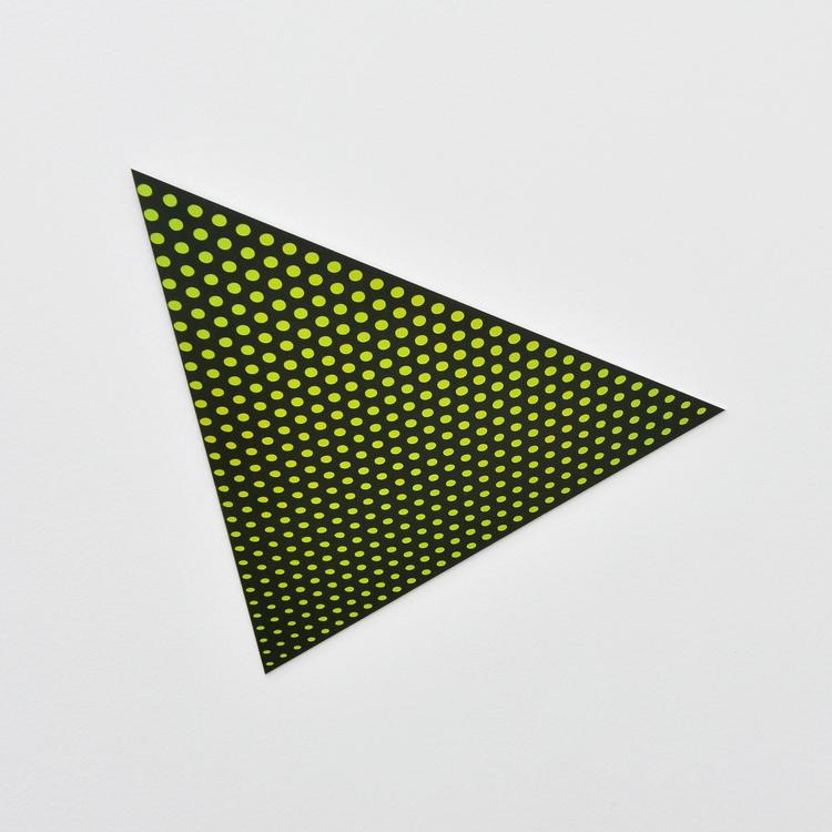 'Flipper (2)', 2018, ett konstverk av Per Mårtensson