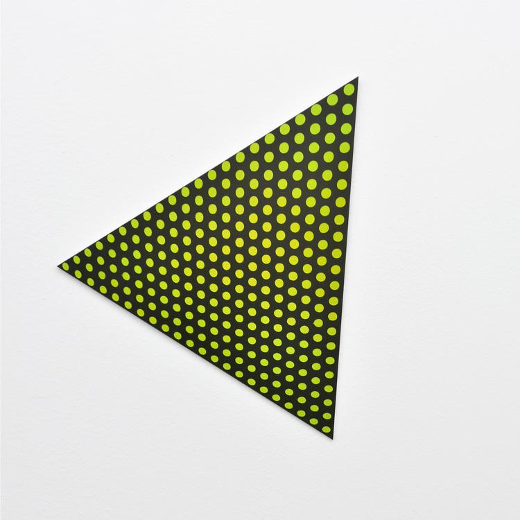 'Flipper (5)', 2018, ett konstverk av Per Mårtensson