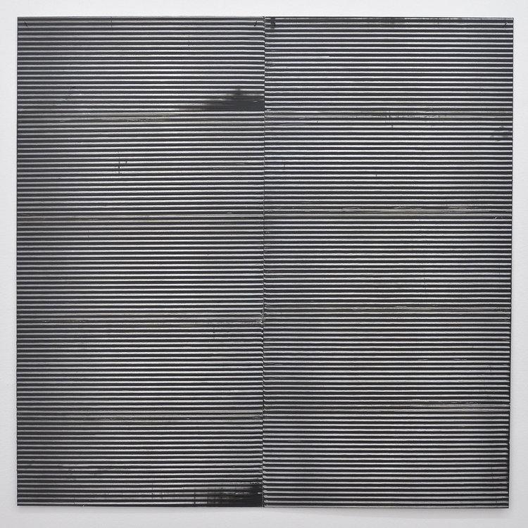 'Escalator (14)', 2018, ett konstverk av Per Mårtensson