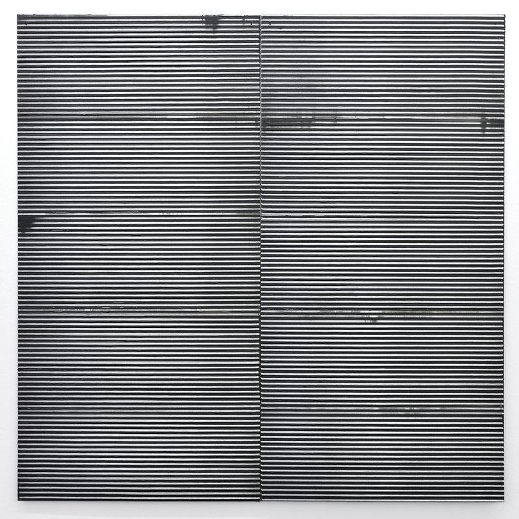 'Escalator (18)', 2018, ett konstverk av Per Mårtensson