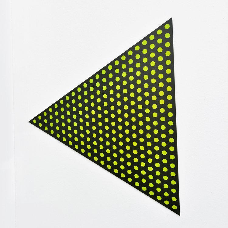 'Flipper (3)', 2018, ett konstverk av Per Mårtensson