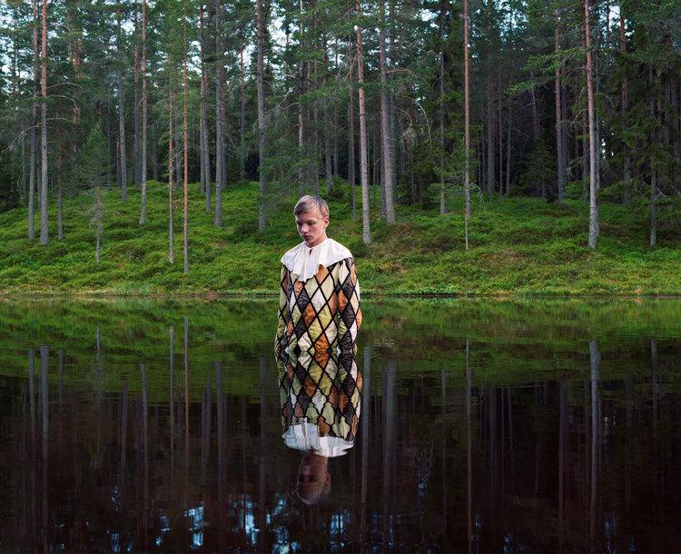 'A Fool´s Day', 2016, ett konstverk av Nygårds Karin Bengtsson