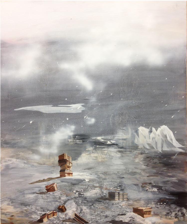 'Boxes', 2016, ett konstverk av Hanna Kanto