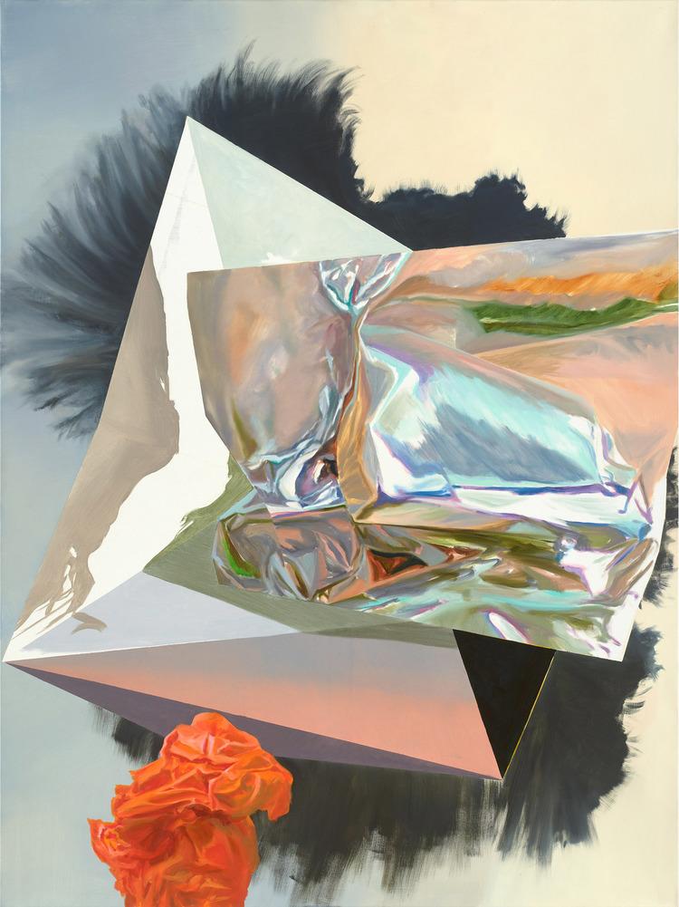 'Disassociative disposition', ett konstverk av Maja Rohwetter