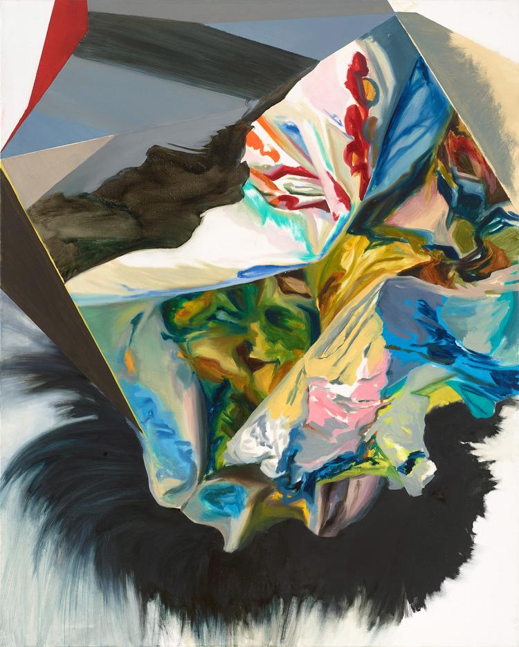 'Partial discharge', ett konstverk av Maja Rohwetter