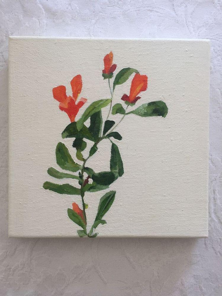 'Var plante fru Lisa', 2000, ett konstverk av Line Bergseth